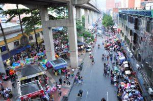 Medellin centre et son métro aérien