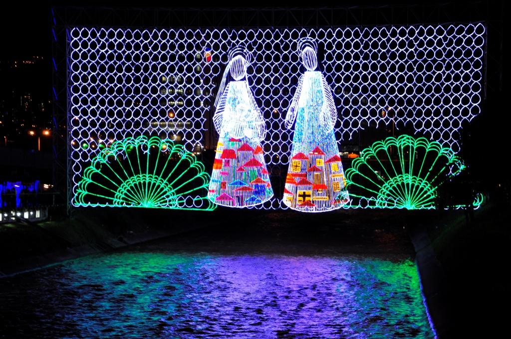 Illuminations de Medellin