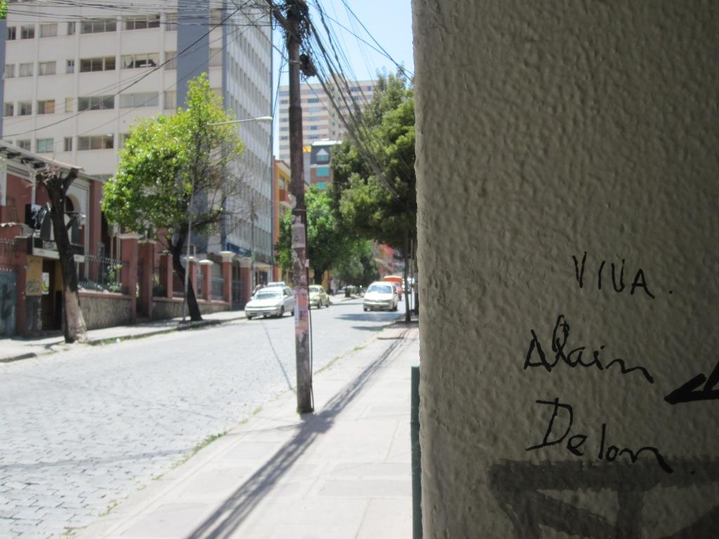 La Paz, il vous remercie...