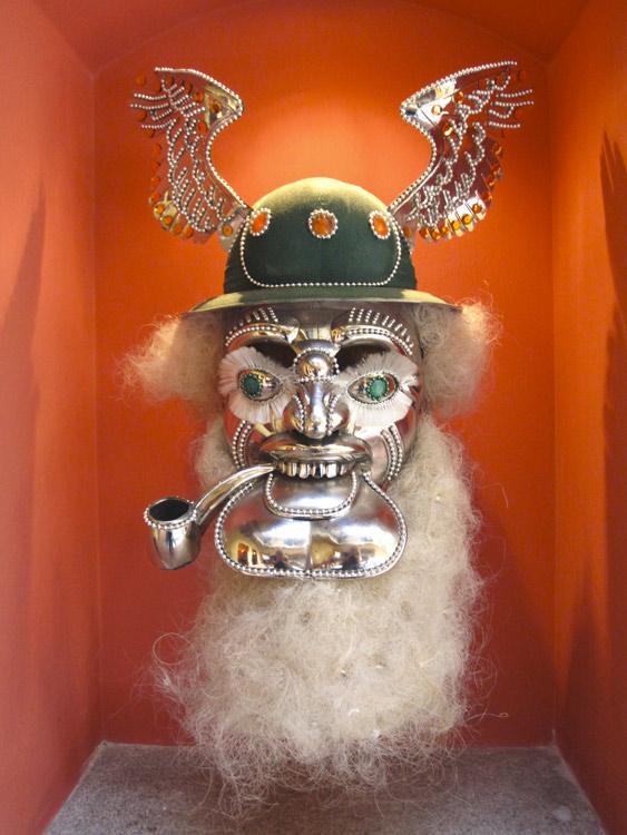 La Paz, masque de carnaval