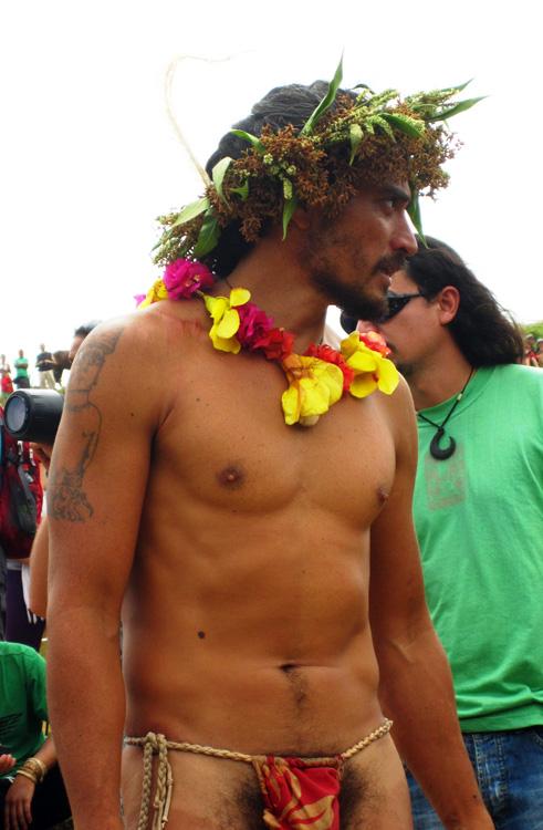 Tapati, vainqueur du triathlon adulte