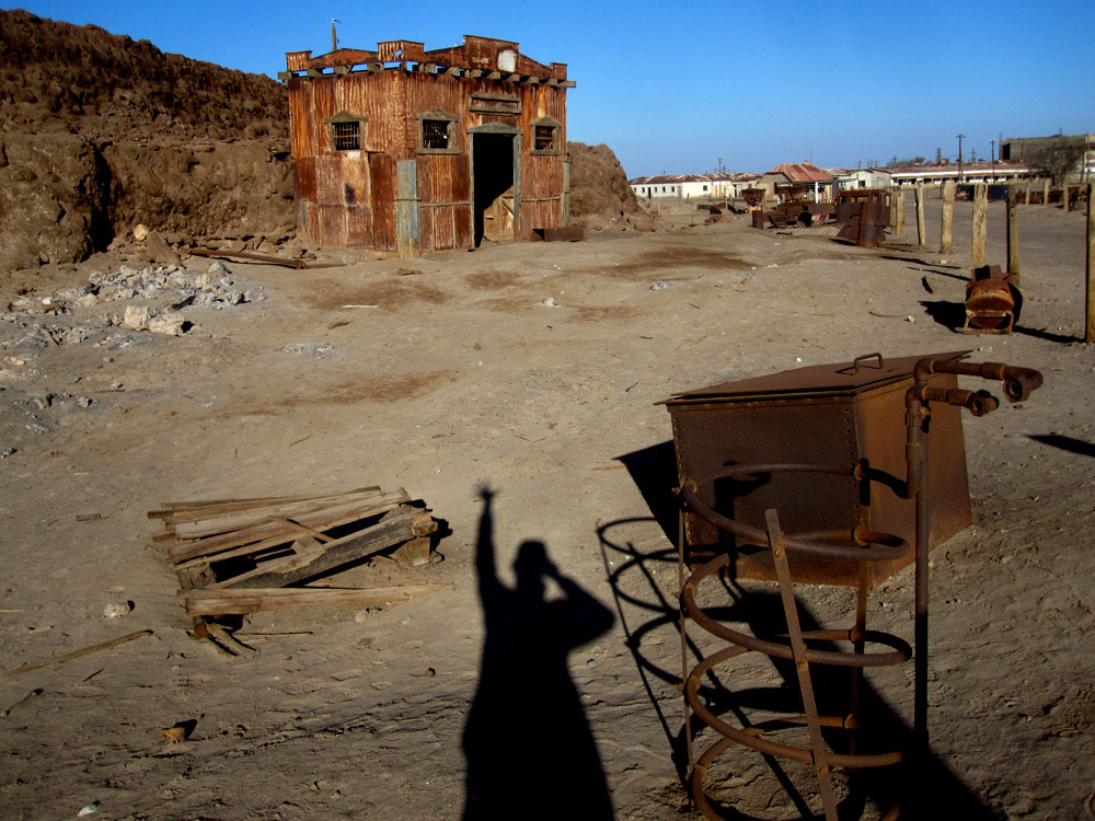 Humberstone, zone industrielle