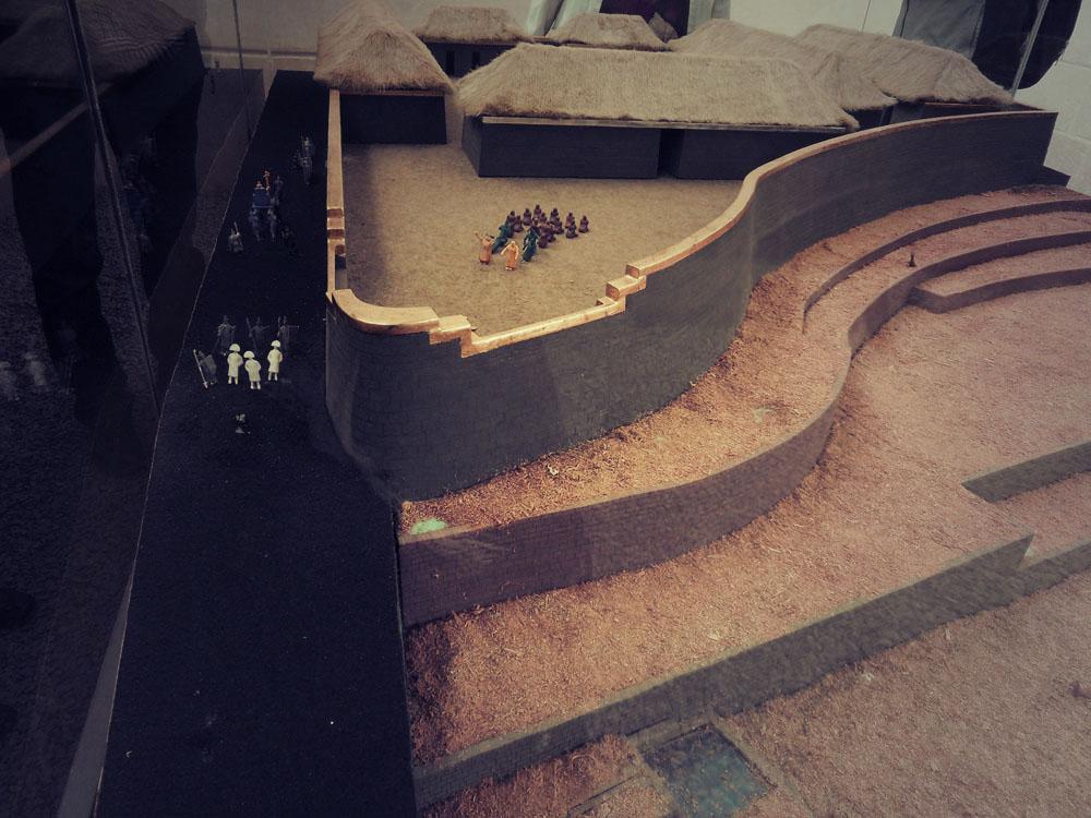 Qoricancha (le temple d'or) avant