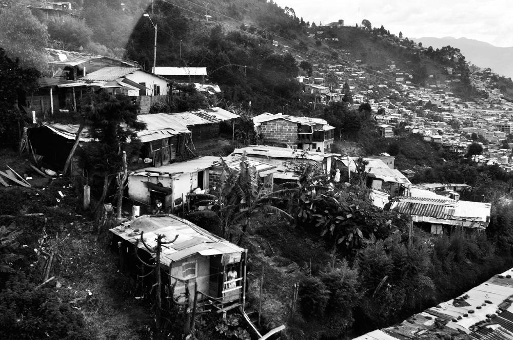 Medellin, décembre 2011