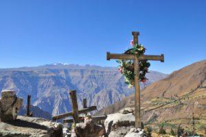 Charcana, le cimetière
