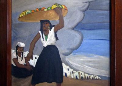 """""""Mujeres de Catacaos"""" (Femmes de Catacaos) de Enrique Camino Brent, M.G. Lima"""