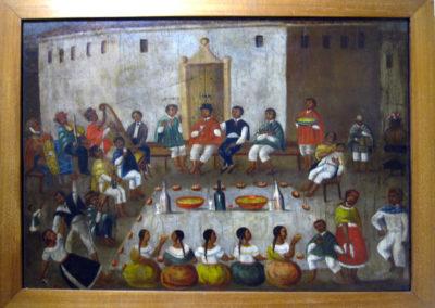 """""""Fiesta de Indios"""" de Arce Naveda, M.G. Lima"""