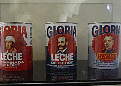 """""""Leche de heroe"""" (Lait de héros) de Alice Wagner, M.G. Lima"""