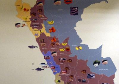Spécialité de la région d'Arequipa : le piment, M.G. Lima