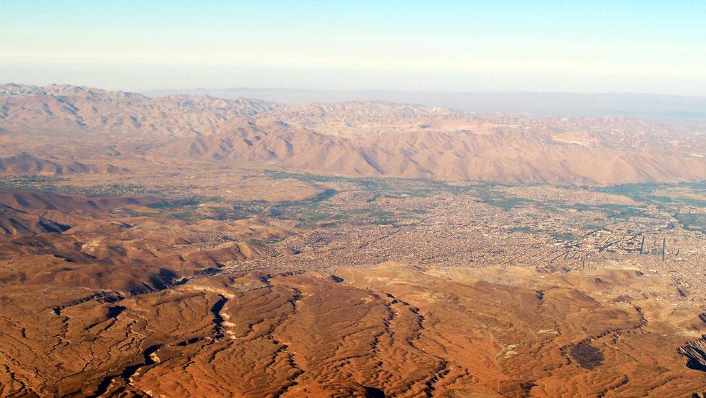 2ème jour, les toits d'Arequipa