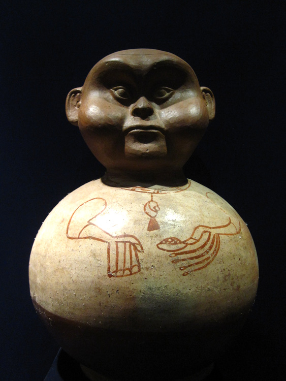Céramique Mochica (musée de Trujillo)