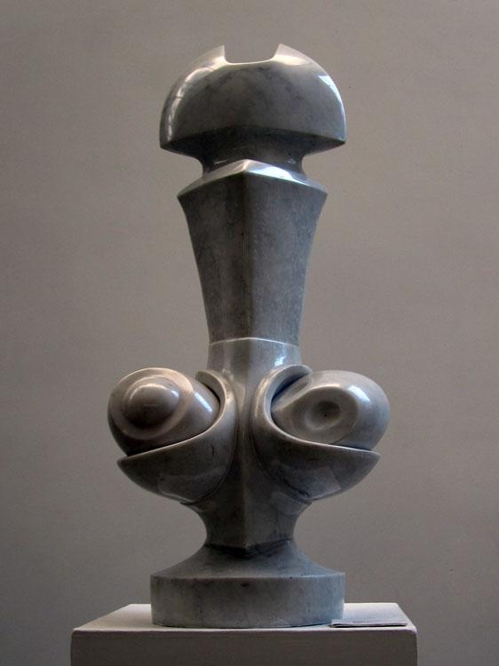 "MAM Trujillo : ""Marmol blanco"" (Joaquin Roca Rey) marbre"