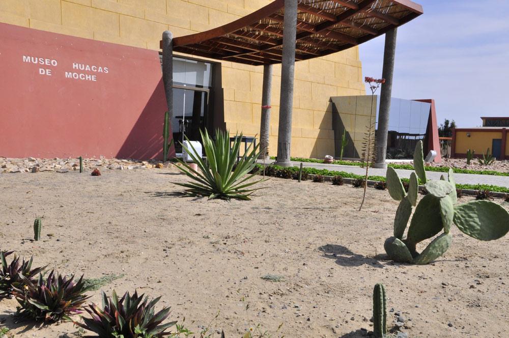 Huaca de la Luna - Le musée